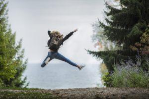 Antes de saltar enséñate a caer